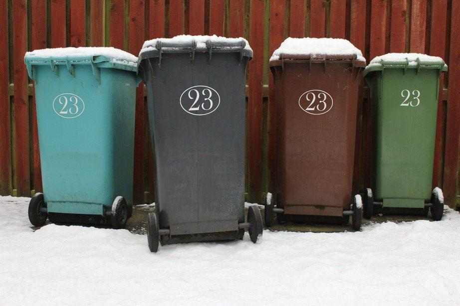 THE GREAT BIN MIX UP
