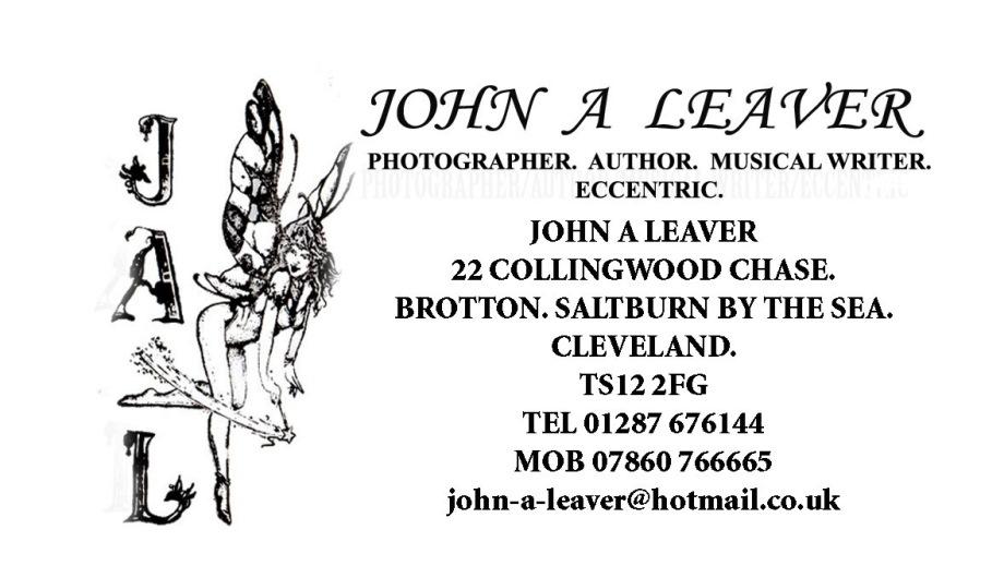 John A Leaver