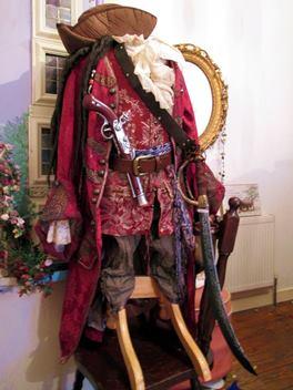 Karen Lam Costumes