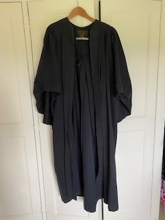 Barristers Robe