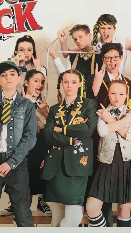 School of Rock Costumes