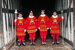 Yeomanof the Guard Costumes