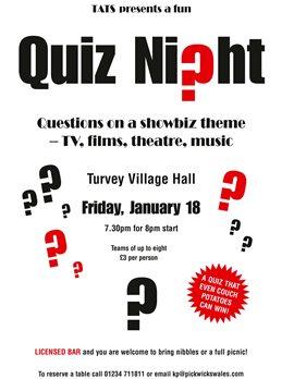 Showbiz Quiz Night