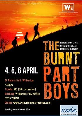 The Burnt Part Boys!