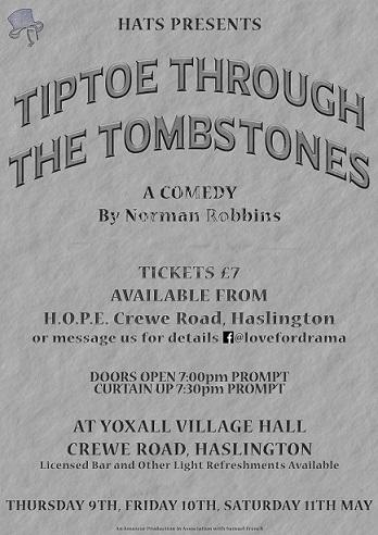 Tiptoe through the Tombstones