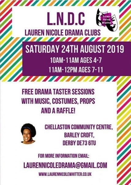 Free Drama Taster Sessions