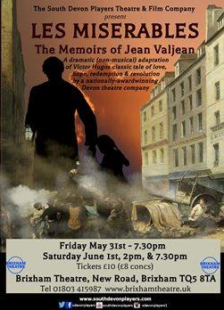 Les Miserables: The Memoirs of Jean Valjean