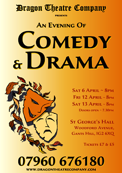 An Evening of Comedy & Drama