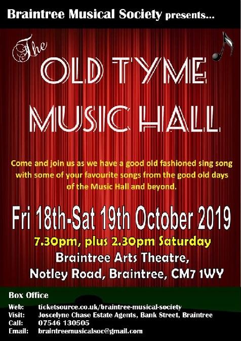Old Tyme Music Hall