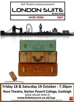 London Suite by Neil Simon