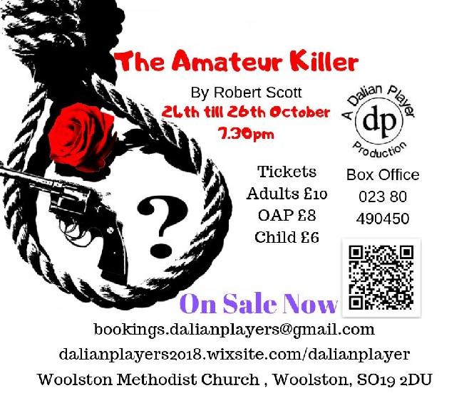 The Amateur Killer