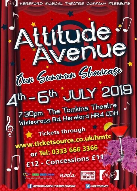 Attitude Avenue - Our Summer Showcase