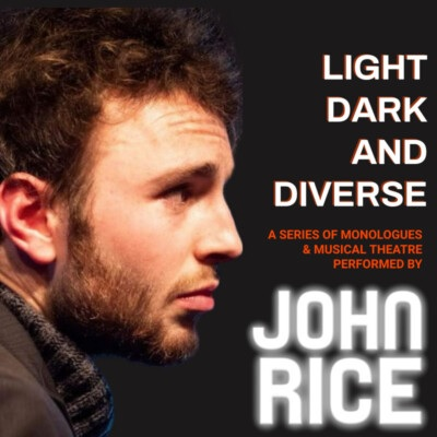 Light Dark and Diverse – John Rice