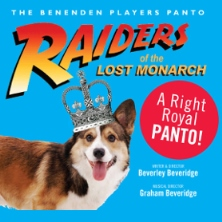 RAIDERS OF THE LOST MONARCH