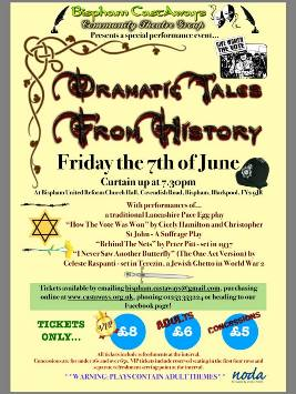 Bispham Castaways Community Theatre Group