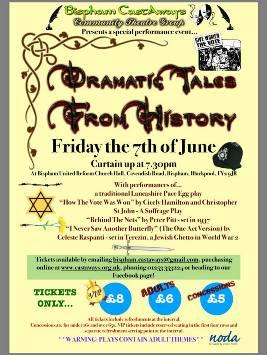 Bispham Castaways Community Theatre Group
