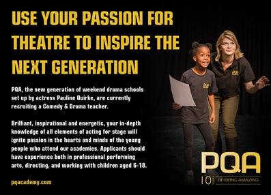 Pauline QUIRKE Academy of Performing Arts