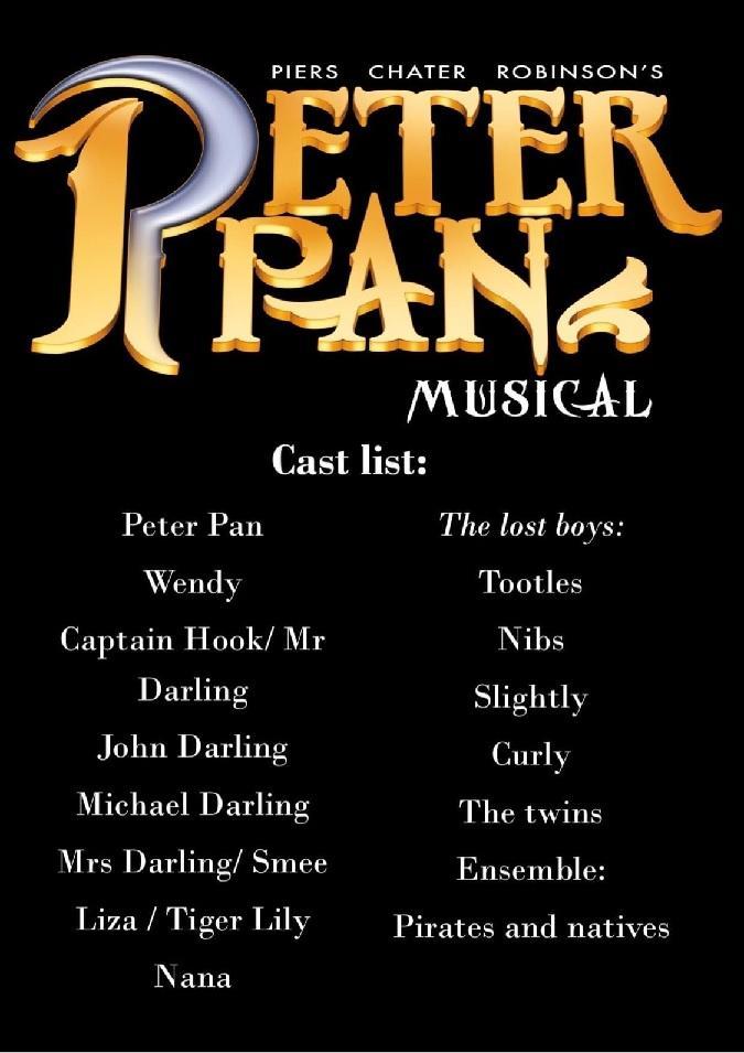 Peter Pan the Musical