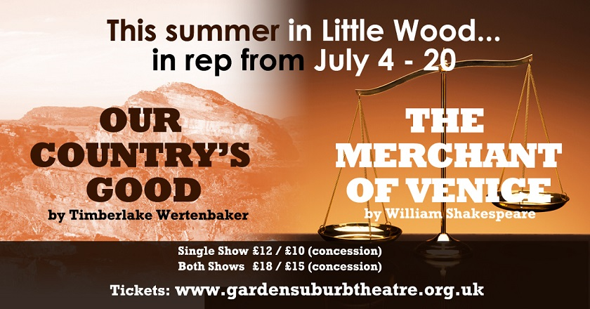 The Merchant of Venice & Our Country's Good