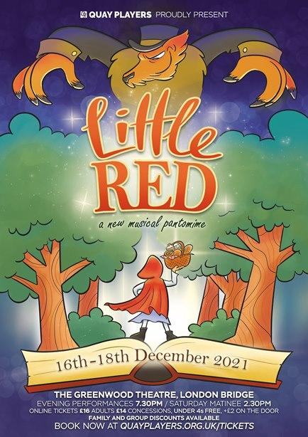 Little Red - a new musical pantomime