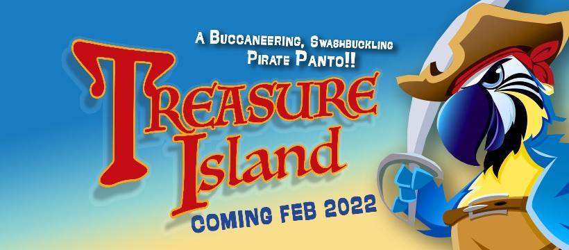 Treasure Island - the Panto!