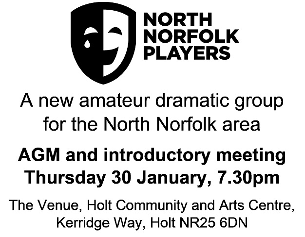 North Norfolk Players AGM