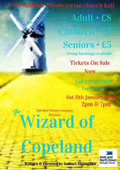 The Wizard of Copeland