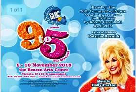 9 to 5 : The Musical