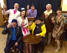 AN EVENING OF SCOTTISH COMEDY AND DRAMA
