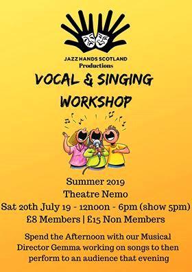 Vocal & Singing Workshop