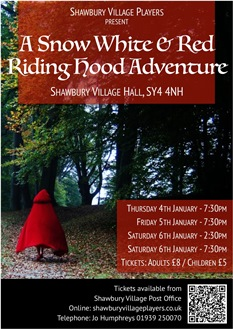 Snow White and Red Riding Hood Adventure