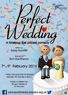 Perfect Wedding by Robin Hawdon