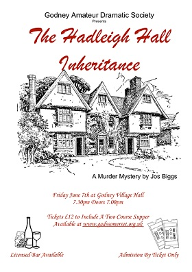 The Hadleigh Hall Inheritance