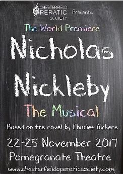 Nicholas Nickleby - The Musical