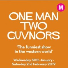One Man, Two Guvnors by Richard Beans