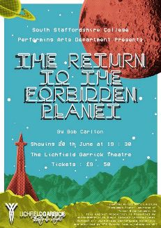 The Return to The Forbidden Planet