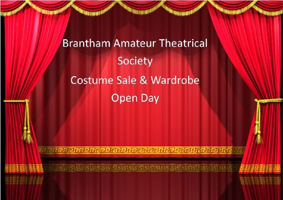 Costume Sale & Wardrobe Open Day