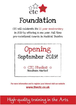Foundation Course in Musical Theatre