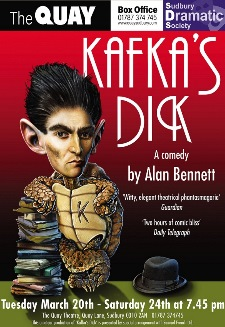 Kafka's Dick by Alan Bennett Directed by Peter Drew