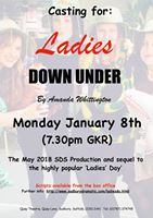 Ladies Down Under by Amanda Whittington Director Mark Scanlon