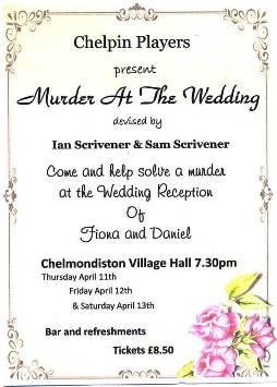 Murder at the Wedding