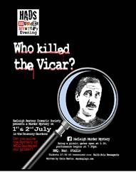 Who Killed the Vicar?