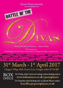 Battle of the Divas!