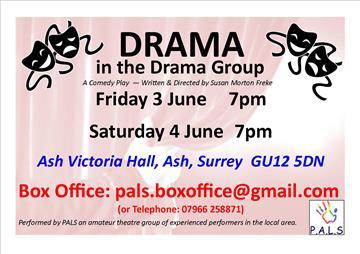 Drama in the Drama Group