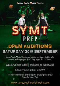 SYMT Auditions