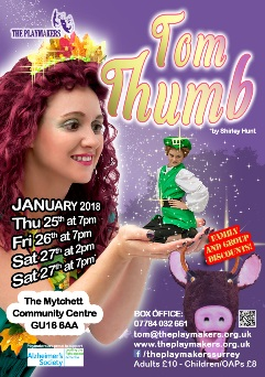 Tom Thumb – The Pantomime