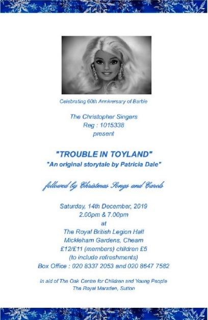 Trouble in Toyland