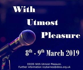 With Utmost Pleasure
