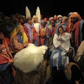 Wintershall Nativity