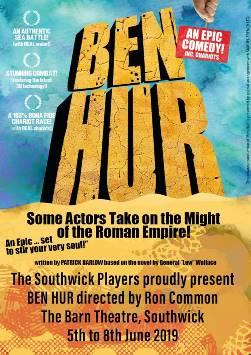 Ben Hur a comedy